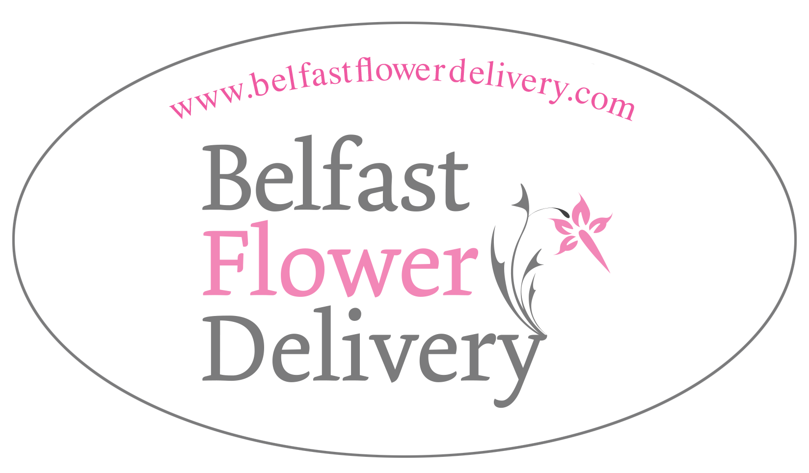 Flowers Delivered in Belfast and Surrounding  areas by Flowers by Reid's