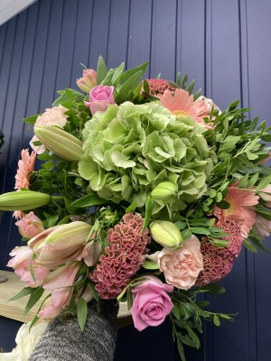 Let the florist select for you